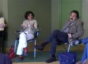 Una discursata trà Rosa Alice BRANCO è Jaume PONT